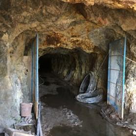 San Agustin Mine Main Extraction Level 646